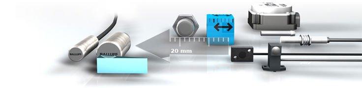 Inductive Distance Sensors