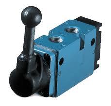 MAC manual valve