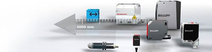 Photoelectric Distance Sensors