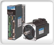 Sanyo Denki - servomotors and drives