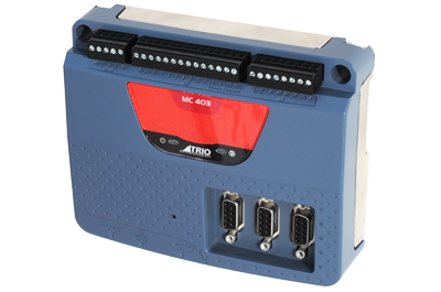 Trio MC403 3-axis Motion Coordinator